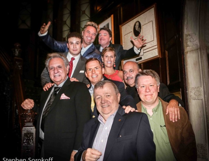 Friars Club Sold- Out Comedy Night Raises Money For The Sick