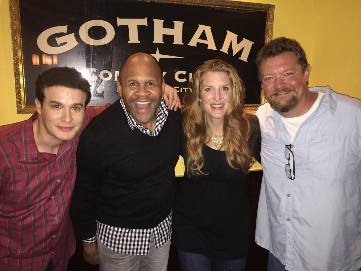 AXS TV - Gotham Comedy Live